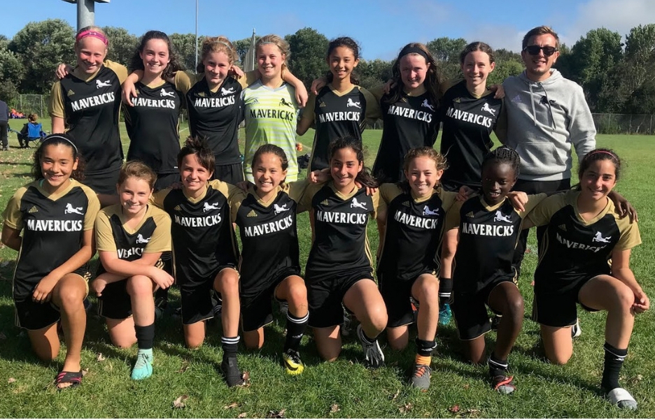 06 Girls Black Ranked in Norcal top 20